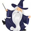 Stock Photo: Wizard
