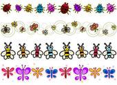 Insect grenzen — Stockfoto