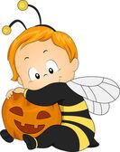 Honeybee Baby — Stock Photo
