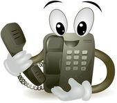 Call Us — Stock Photo