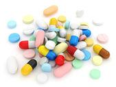 ассорти из лекарств — Стоковое фото