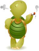 черепаха для некурящих — Стоковое фото