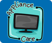 Appliance Care — Stock Photo
