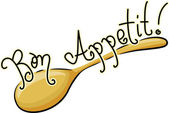 Bon Appetit — Zdjęcie stockowe