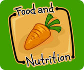 Food and Nutrition — Stock Photo
