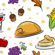 Thanksgiving Background — Stock Photo #7892574