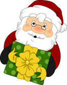Santa Gift — Stock Photo