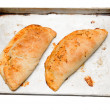 Calzone — Stock Photo