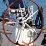 barco de vela — Foto de Stock
