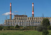 Power station — Stock Photo