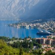 Kotor and the Boka Kotorska — Foto Stock