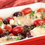 ������, ������: Uncooked Chicken Casserole