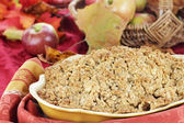 Apple Crisp — Stock Photo