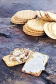 Blue Cheese Spread — Stock Photo