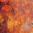 Orange grunge background — Stockfoto