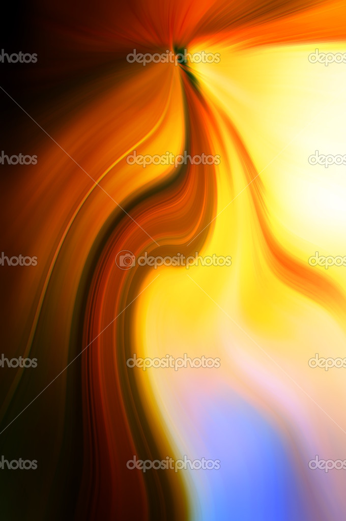 Abstract colorful background representing motion and colors  Foto de Stock   #6842640