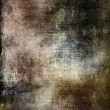 Art grunge background in black and brown tones - Stock Photo