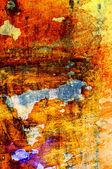 Colorful grunge background — Stock Photo