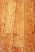 Wood laminate flooring — Stock Photo