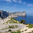 Formentor headland — Stock Photo