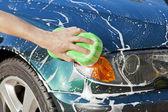 Lavado de coches — Foto de Stock