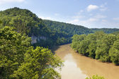 El río kentucky — Foto de Stock