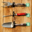 Garden tools — Stock Photo #7375056