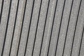 Zinc roof texture — Stock Photo