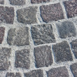 Block pavement of ancient street — Stock Photo