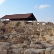 Hebraic city Susya - Stock Photo