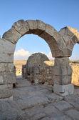 Hebraic city Susya — Stock Photo