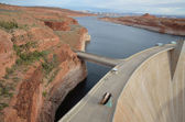 Lake powell — Stockfoto