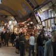 Shopping in the Grand Bazaar, Istanbul — Stock Photo #7924210