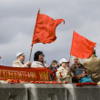 Stock Photo: Celebration of Victory Day (Eastern Europe) in Riga