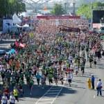 Riga International Marathon — Stock Photo #7924396