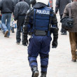 Riot police - Stock Photo