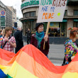 Riga gay pride — Stock Photo
