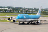 Boeing 747-406 — Stock Photo