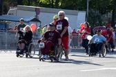 Riga uluslararası maraton — Stok fotoğraf