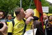 Riga gay pride — Stock Photo