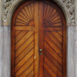 Old door — Stock Photo #7286266