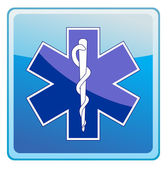 Medicine symbol — Stock Vector