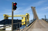 Ferryboat bridge or platform — Stock Photo