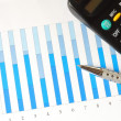 Business chart — Stock Photo #7357002