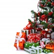 Christmas tree - Stock Photo
