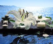 Sea spa — Stock Photo