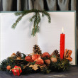 Background for christmas — Stock Photo