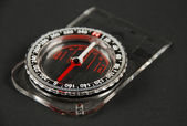 Magnetic compass — Stock Photo