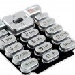 Stock Photo: Keypad