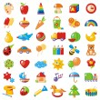 Pictures for children — Stock Vector #6876256